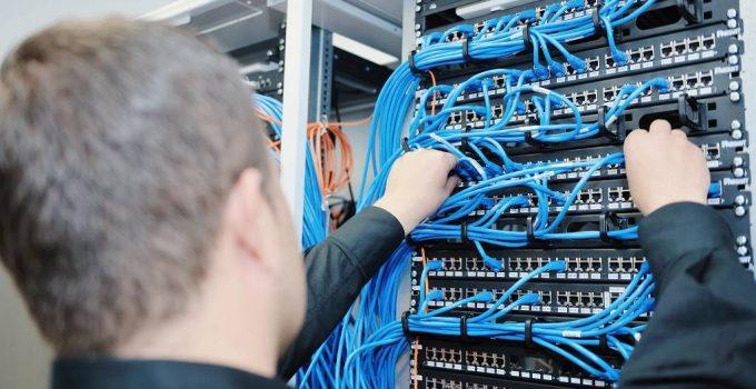 instalacion de cableado estructurado