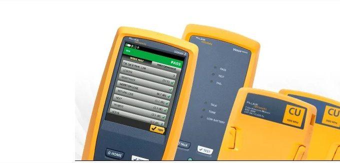 dsx8000 fluke para certificacion de cableado estructurado