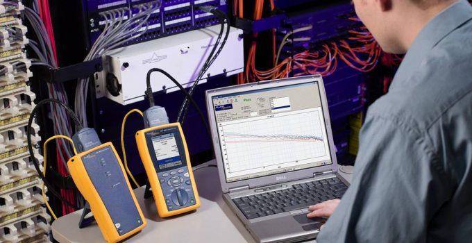 certificación de redes en el cableado de datos