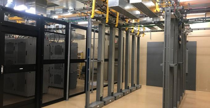 salas de equipamiento y telecomunicaciones de cableado estructurado