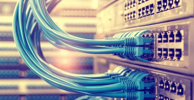 instalacion de red de datos